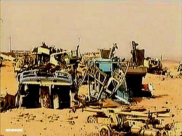 Visite perilleuse a Tindouf  زيارة محفوفة بالمخاطر الي تندوف Mimoun12
