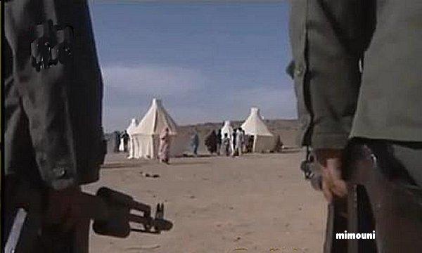 Visite perilleuse a Tindouf  زيارة محفوفة بالمخاطر الي تندوف Mimoun14