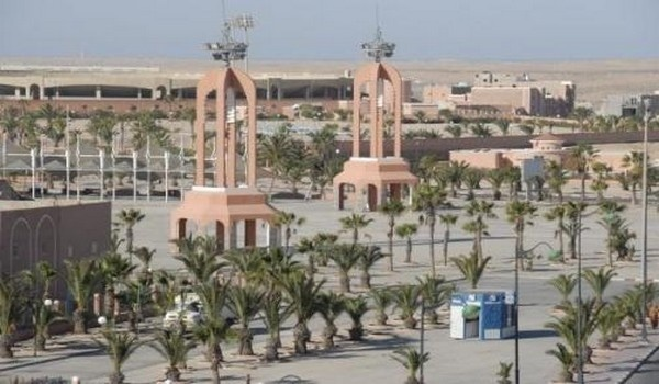 Visite perilleuse a Tindouf  زيارة محفوفة بالمخاطر الي تندوف Mimoun16