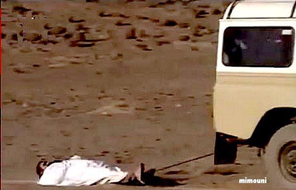 Visite perilleuse a Tindouf  زيارة محفوفة بالمخاطر الي تندوف Mimoun17