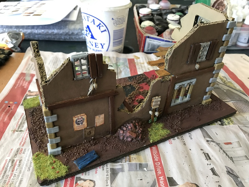 close - Close ups of my Mordheim buildings - part 1 Mord_o10