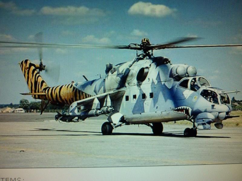 "MIL MI-24V ""HIND"" Trumpeter 1/35 Hind_610"