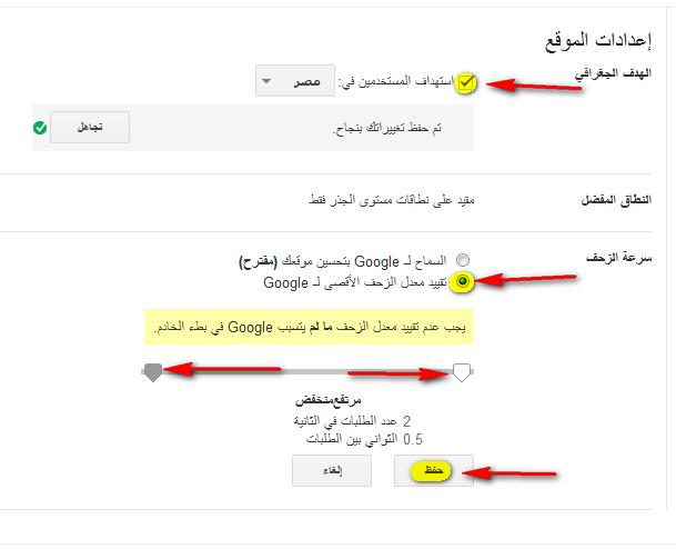 اريد ارشفه منتداي و مواضيعه في محرك البحث Google باستمرار Muslim65