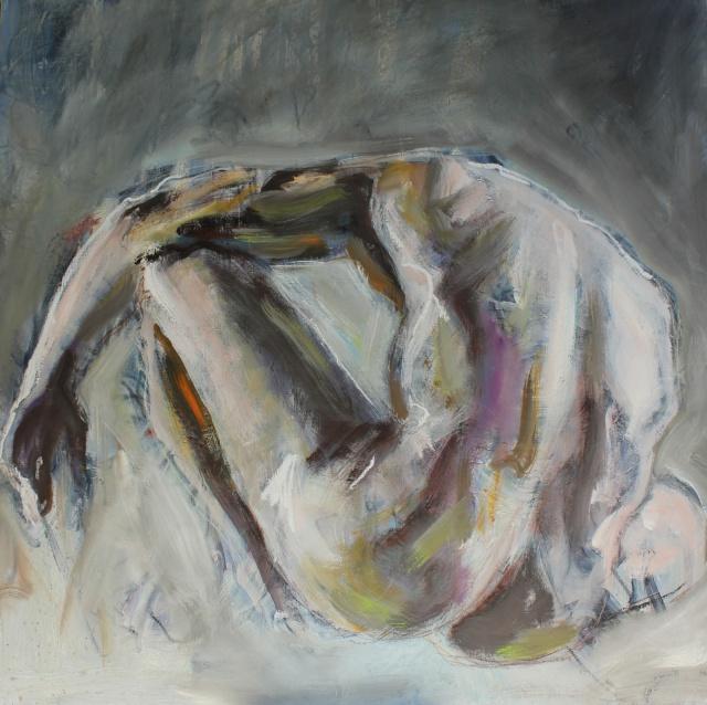 Peinture masculine érotique