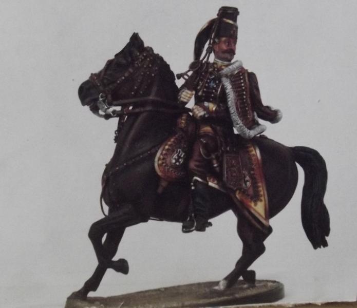 Gen.Major von Werner, 6. Preussisches Husaren Regt. 1760 K800_d31