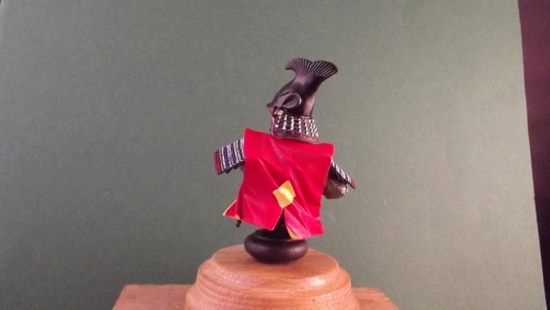Büste Daimyo, Edo Jidai K800_d74