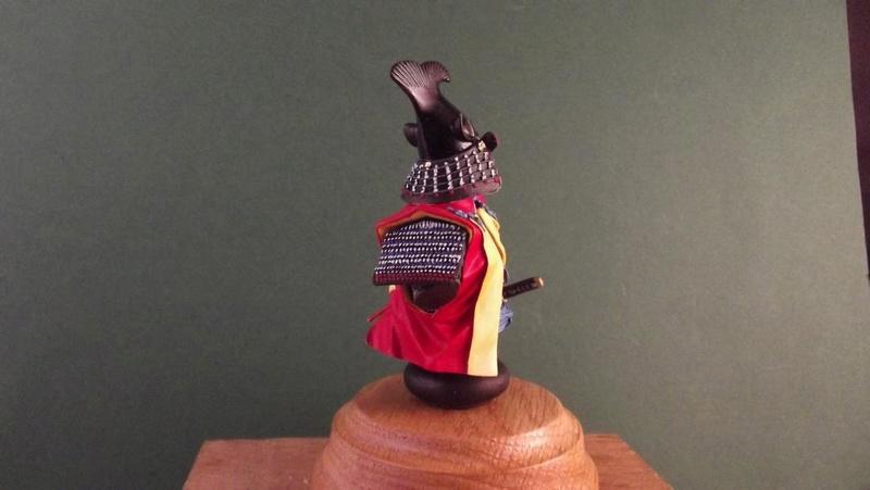 Büste Daimyo, Edo Jidai K800_d75