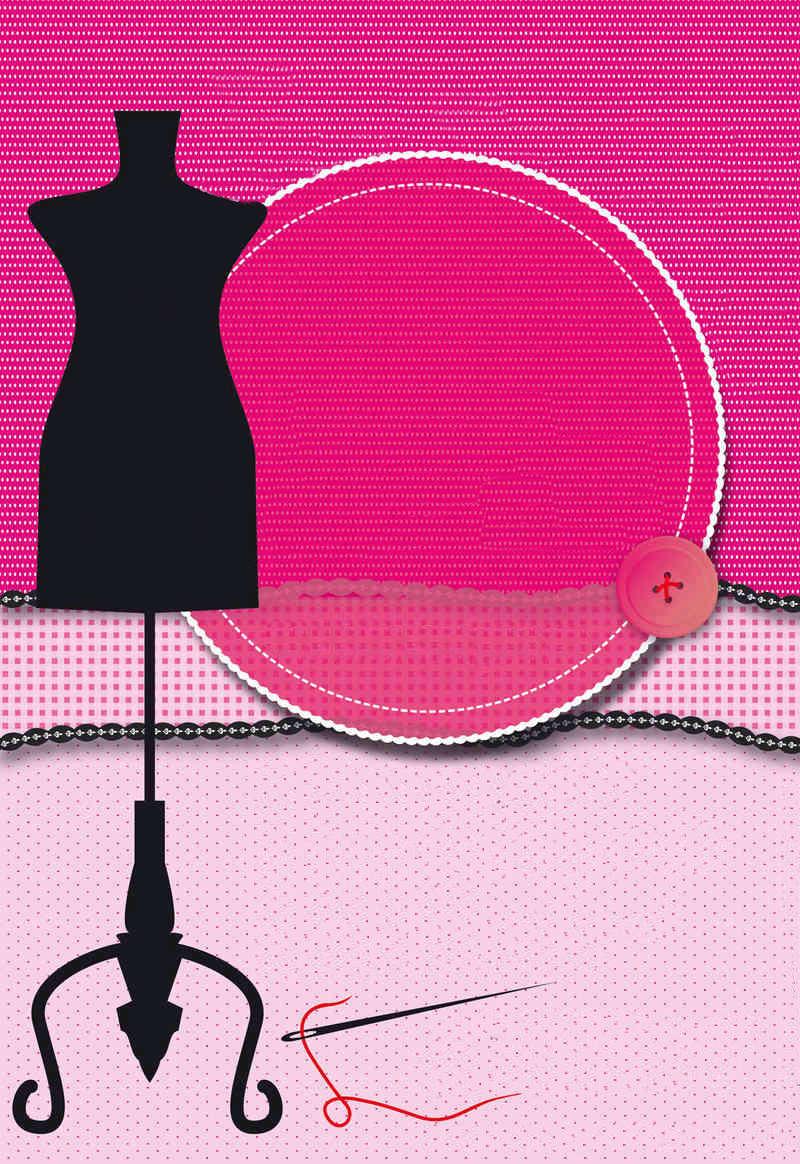 Affiche pour un atelier couture Affich10
