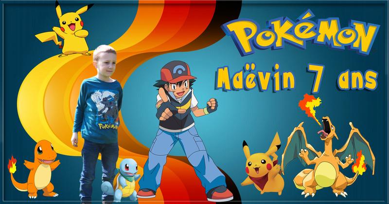carte anniversaire Pokemon Pokemo11