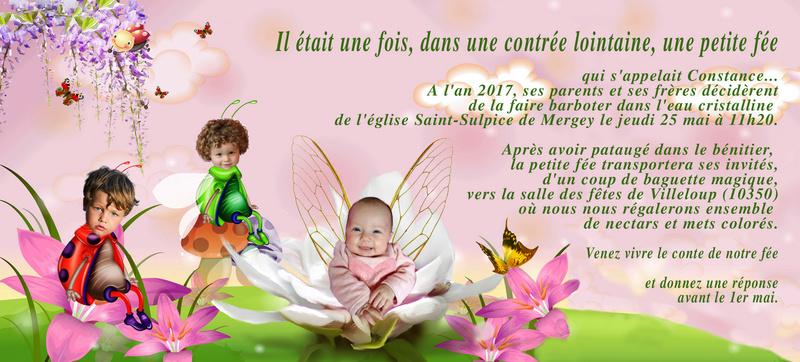 Faire-Part Baptême fée Sans_t13