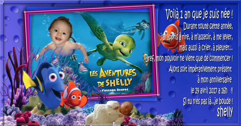 demande invitation premier anniverssaire Shelly10