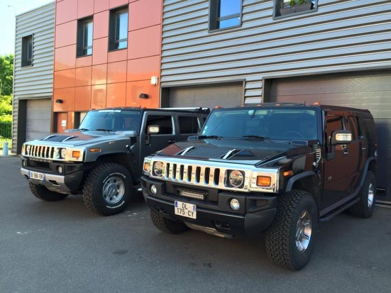 Grizou est arrivé ; Hummer H2 luxury greystone & sedona - Page 15 11064810