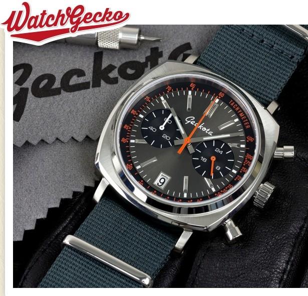 Un avis sur la marque geckota et ce modele de montre en particulier ? Geckot10