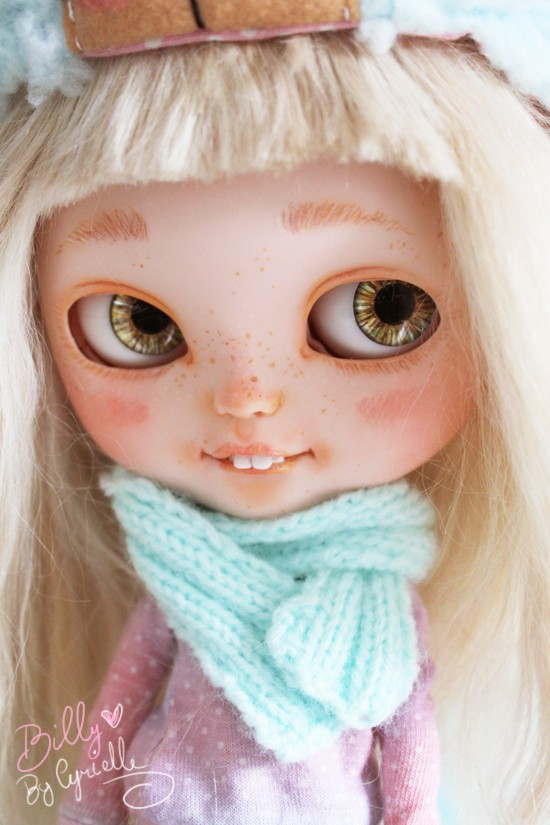 Mes Blythes! Nouvelles Custo P20 UP! - Page 17 Billy110