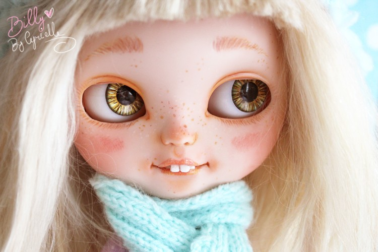 Mes Blythes! Nouvelles Custo P20 UP! - Page 17 Billy210