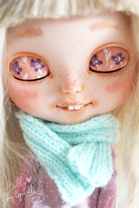 Mes Blythes! Nouvelles Custo P20 UP! - Page 17 Billy310