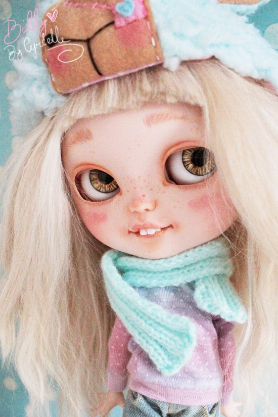 Mes Blythes! Nouvelles Custo P20 UP! - Page 17 Billy710