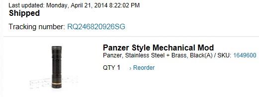 Hue ! Le Panzer Clone bientôt dispo ? - Page 2 Panzer10