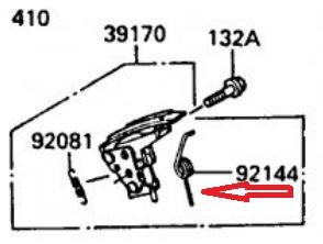 Tendeur de chaine d'alternateur, ...embrayage - Page 2 Aa28110