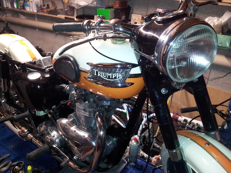 Triumph motorcycle 20170610