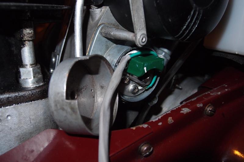 transfo magdyno avec allumage électronique Thorspark P2103311