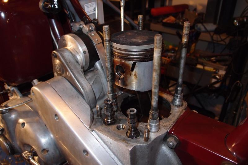 Investigations haut moteur B33 P2153310
