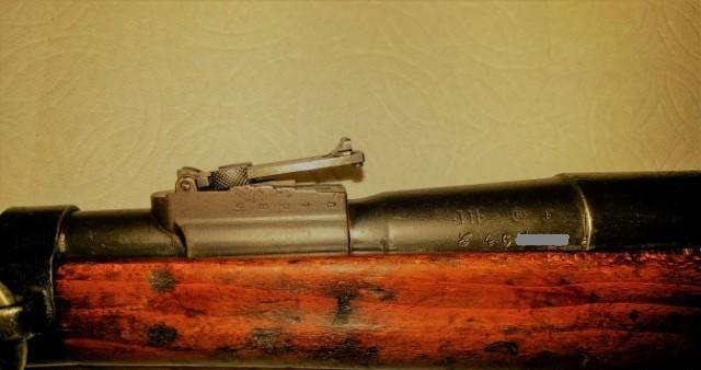 Carabine de cavalerie Berthier Mle 1890 modifiée 1915  Tonner10