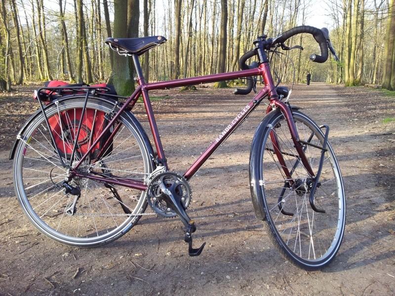 Cadre inconnu - 1982 - Vitus et Shimano 600ax Randon11