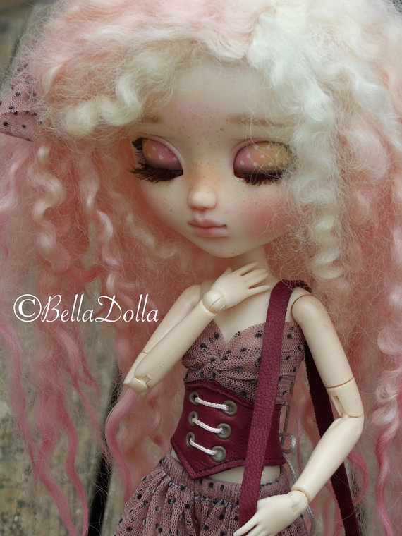 [Vends]Pullip BellaDolla,Pullips Crystal doll + Il_57010