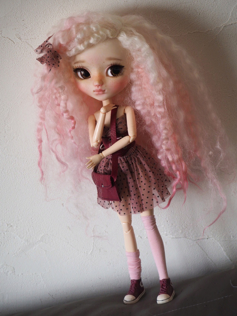 [Vends]Pullip BellaDolla,Pullips Crystal doll + P4180010