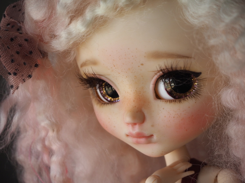 [Vends]Pullip BellaDolla,Pullips Crystal doll + P4180011
