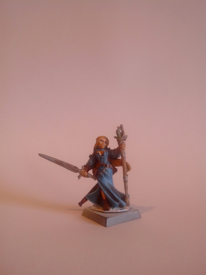 [Elfes Sylvains] Reaper Miniatures Img_2054