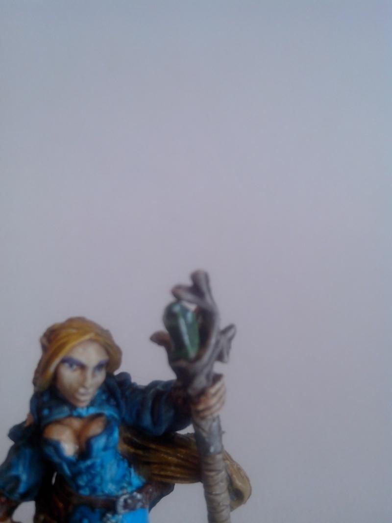 [Elfes Sylvains] Reaper Miniatures Img_2057