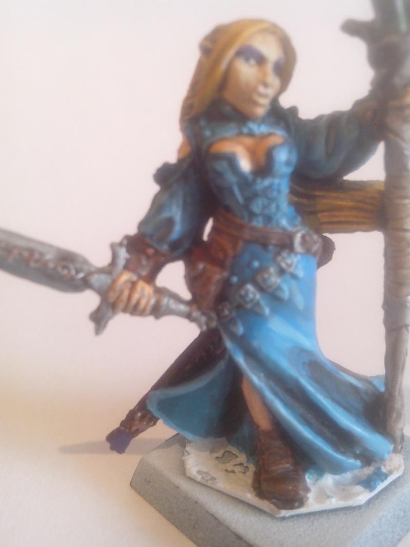 [Elfes Sylvains] Reaper Miniatures Img_2058