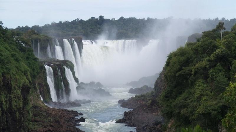 De Salta à aux chutes d'Iguazu 20170519