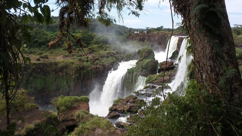 De Salta à aux chutes d'Iguazu 20170520