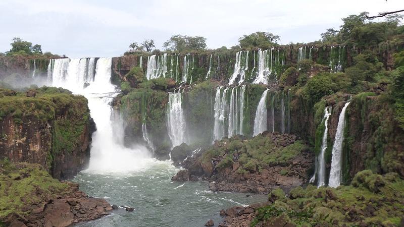 De Salta à aux chutes d'Iguazu 20170521