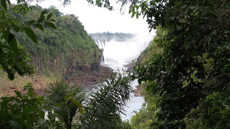 De Salta à aux chutes d'Iguazu 20170522