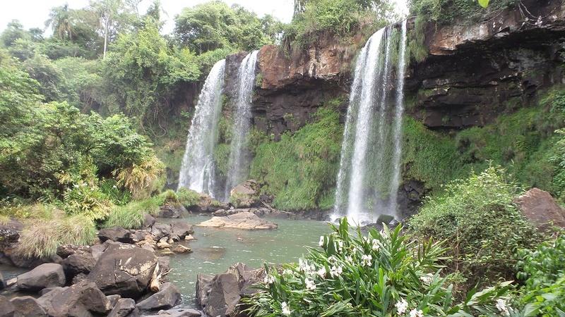 De Salta à aux chutes d'Iguazu 20170523