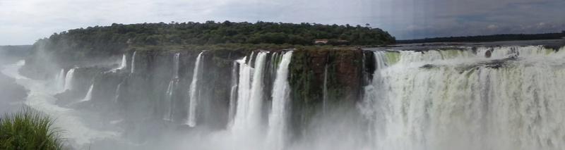 De Salta à aux chutes d'Iguazu 20170531