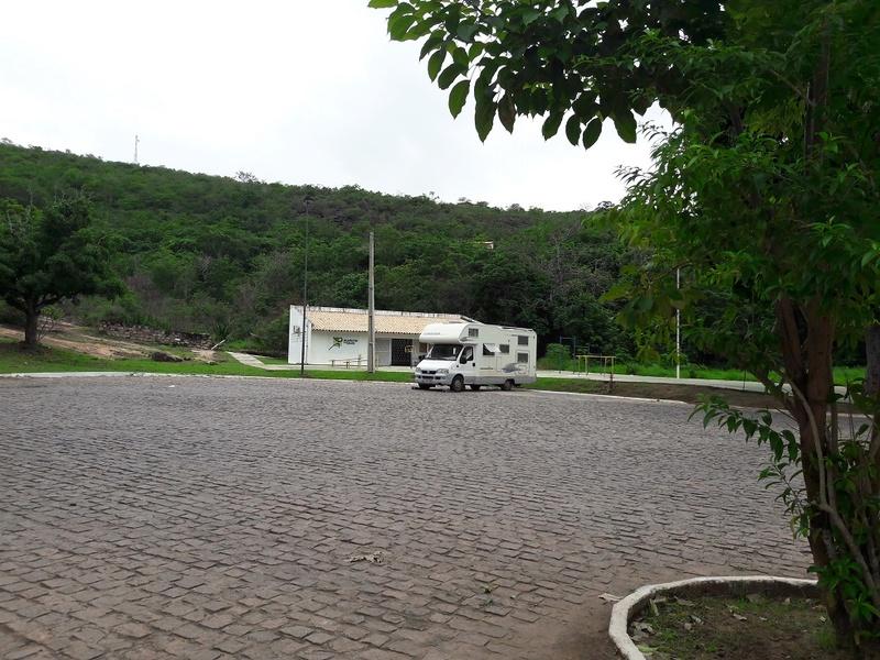 Le 29.05.2017 Le parc national Chapada Diamantina à Lençois.  20170675
