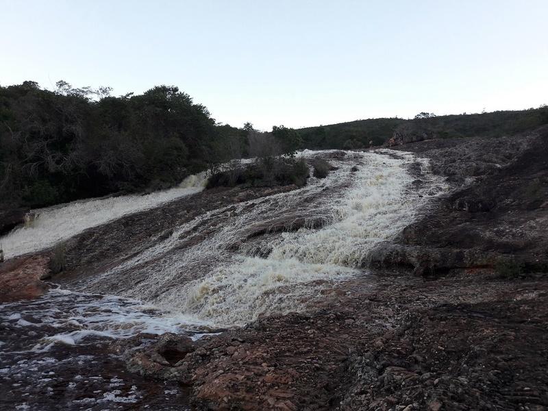 Le 29.05.2017 Le parc national Chapada Diamantina à Lençois.  20170676