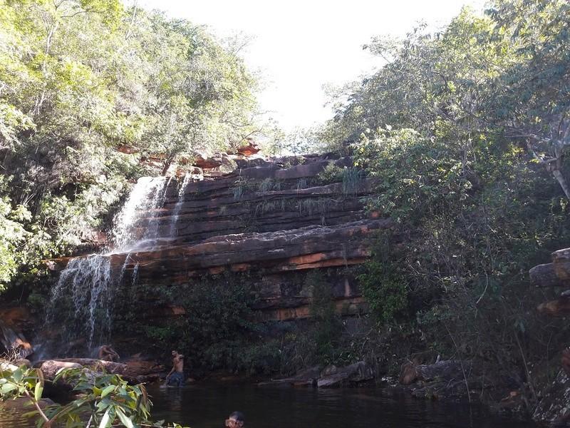 Le 29.05.2017 Le parc national Chapada Diamantina à Lençois.  20170677