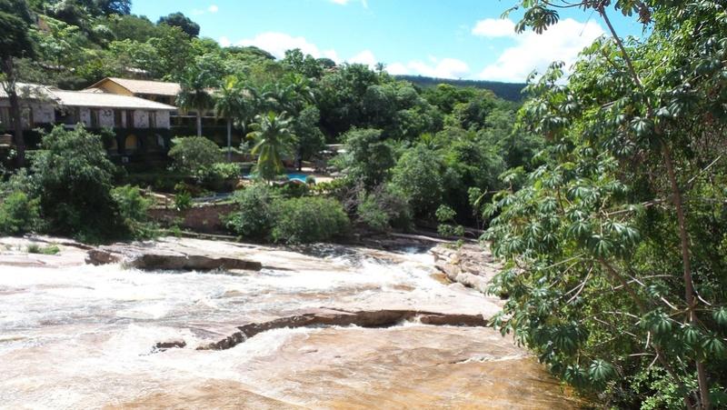 Le 29.05.2017 Le parc national Chapada Diamantina à Lençois.  20170680