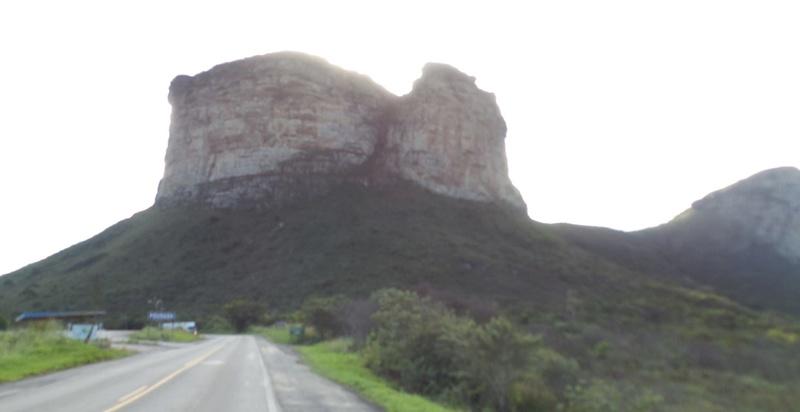 Le 29.05.2017 Le parc national Chapada Diamantina à Lençois.  20170685