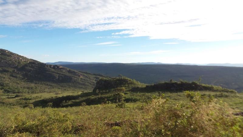 Le 29.05.2017 Le parc national Chapada Diamantina à Lençois.  20170687