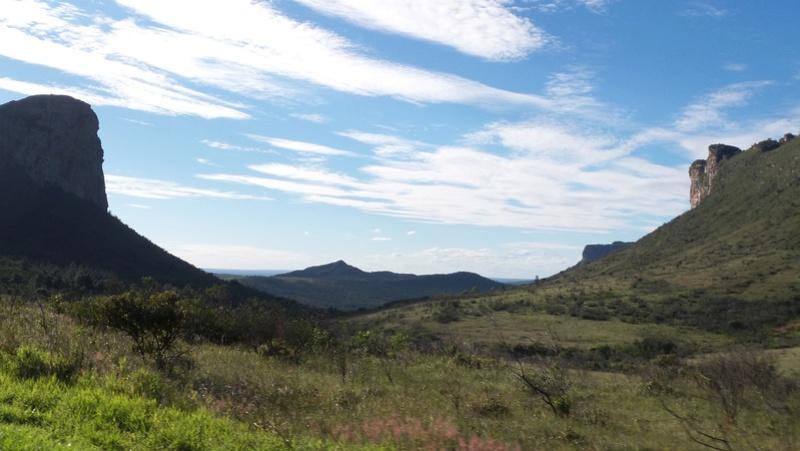 Le 29.05.2017 Le parc national Chapada Diamantina à Lençois.  20170690
