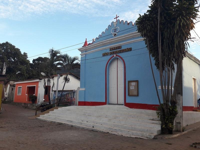 Le 29.05.2017 Le parc national Chapada Diamantina à Lençois.  20170691