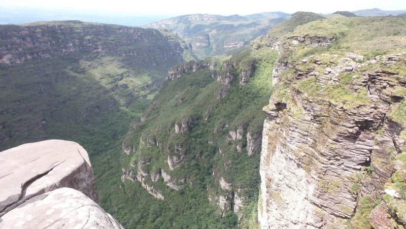 Le 29.05.2017 Le parc national Chapada Diamantina à Lençois.  20170694