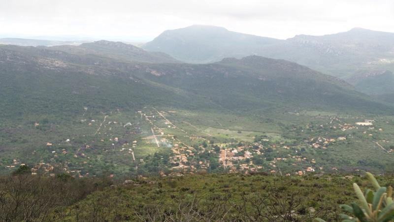 Le 29.05.2017 Le parc national Chapada Diamantina à Lençois.  20170695